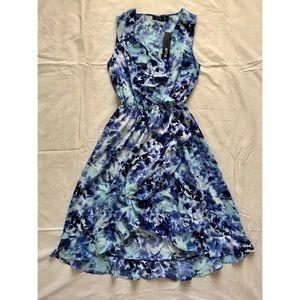 Floral, Wrap Front Apt. 9 Dress (TAG STILL ON)